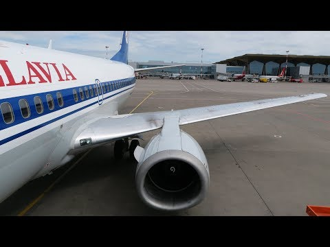 Boeing 737-300 а/к Белавиа   Рейс Санкт-Петербург - Минск