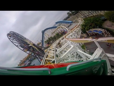 CALIFORNIA SCREAMIN - Disneyland  - Gopro HERO 4 Session