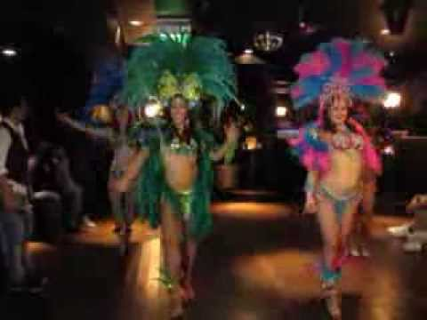 Bailadoras UK  Samba Girl Dance . London