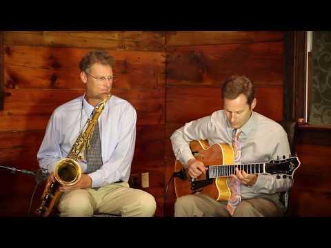 Moonglow (by Eddie DeLange/ Will Hudson/ Irving Mills) guitar & sax (Pete & Ted)