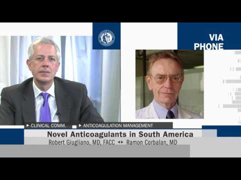 News Archive | Novel Anticoagulants in South America