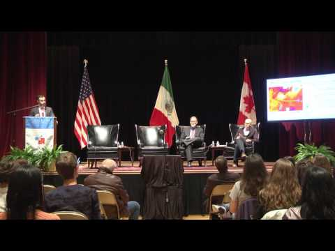 Canadian Consulate Sustainability Conference | Global Voices Lecture Series