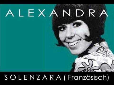 Alexandra - Solenzara (Französisch gesungen)