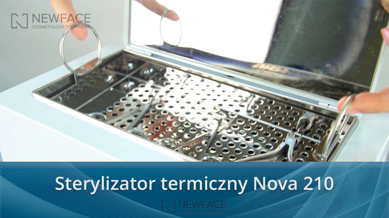 Sterylizator termiczny NV-210