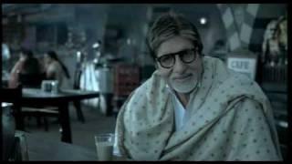 Big B for Aman Ki Asha