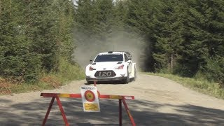 WRC Teams Test Day Short Movie
