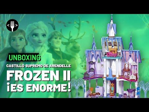 Frozen 2: Castillo Supremo de Arendelle | Unboxing