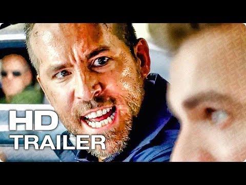 ПРИЗРАЧНАЯ ШЕСТЁРКА Русский Трейлер #1 (2019) Райан Рейнольдс Action Netflix Movie HD