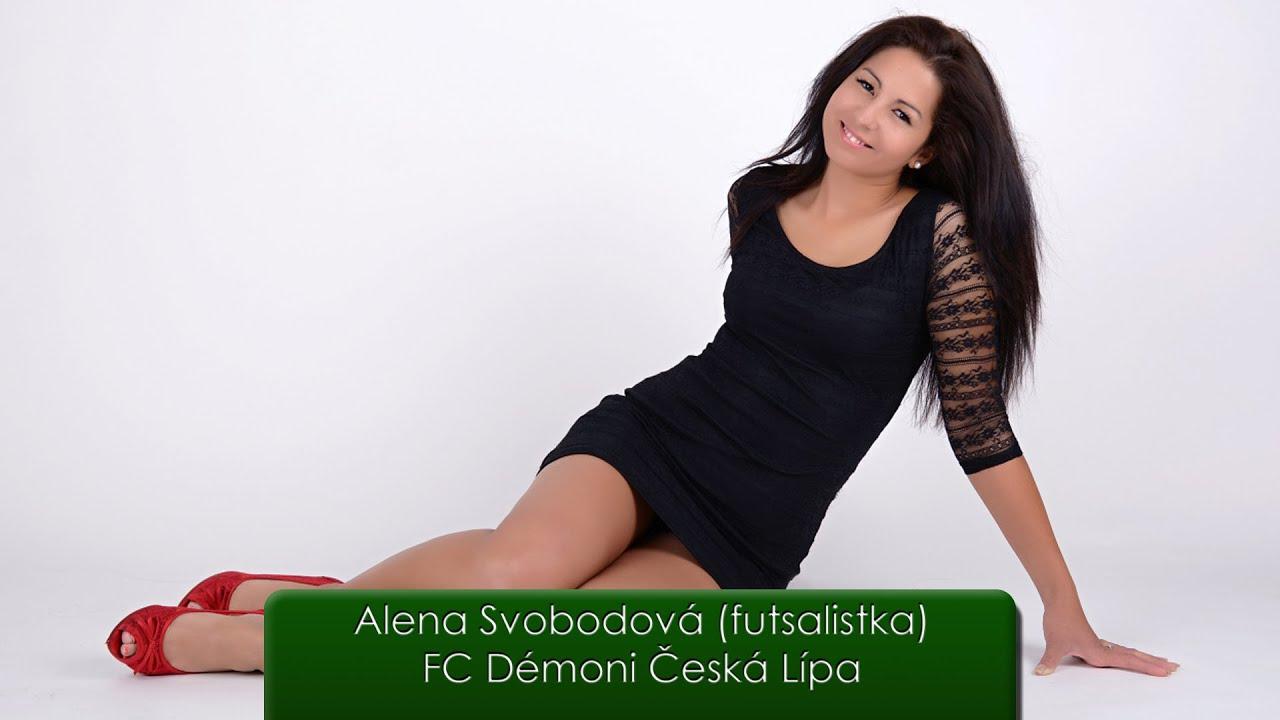 Miss Sport Českolipsko 2014 - Alena Svobodová (futsalistka ...