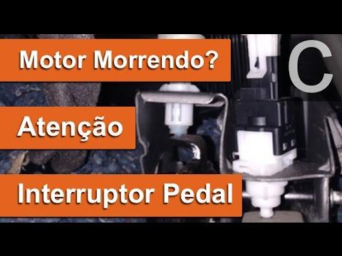 Dr CARRO Motor Morre ou a Marcha Lenta Oscila? Conheça os interruptores dos pedais!