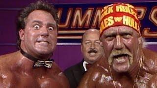 Hulk Hogan & Brutus