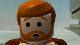 We're not getting any better at Lego Star Wars...