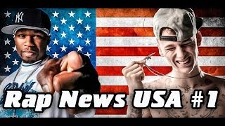 RapNews USA #1 [Machine Gun Kelly, 50 Cent]
