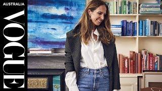 Tash Sefton's secret to keeping her busy life on track   Vogue Australia