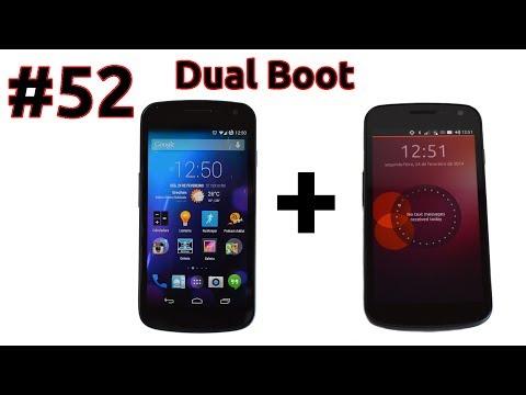 Videocast #52 - Ubuntu Touch em Dual Boot com o Android
