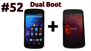 Videocast #52 - Ubuntu Touch em Dual Boot com o Android