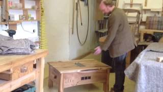 Accordion Coffee Tables (available From Norman Mackay, Woodeye Furniture)