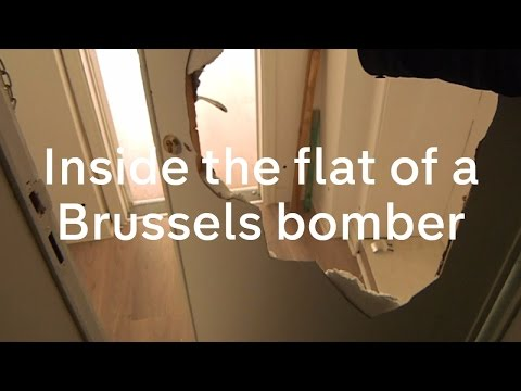 Brussels bombers: inside the flat of the El Bakraoui brother