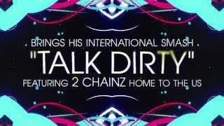 "Jason Derulo ""Talk Dirty"" ft. 2 Chainz Biggest Global Hit Comes To America"