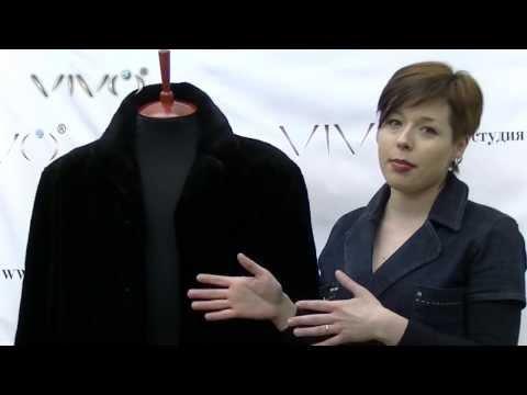 видео: Мужское укороченное пальто из черного стриженного бобра. Сшито профессионалами ателье vivo.