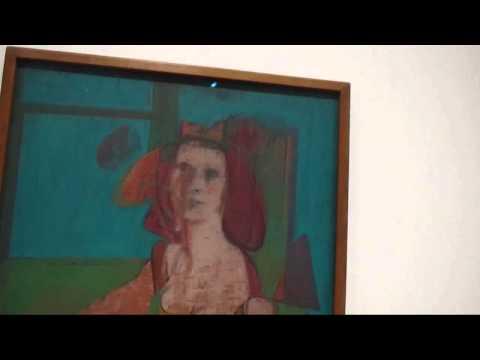 Willem de Kooning: A Retrospective at MoMA Part I