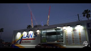 World Food Trucks | Alans Burgers | Episode 51