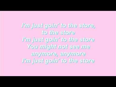 Carly Rae Jepsen - Store Lyrics