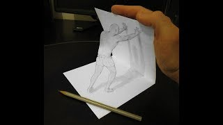 3d drawing /drawing step by step/3d models/easy drawings