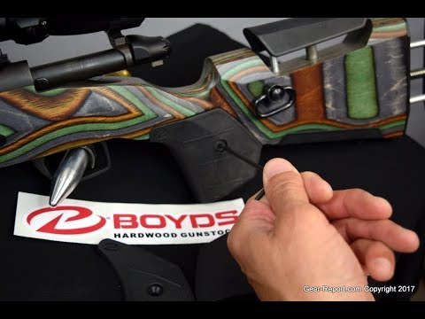 Boyds Gunstocks AT-ONE Adjustable Gun Stock Review