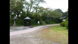 【日本の城】出羽国大館城 平成26年(2014) 初秋