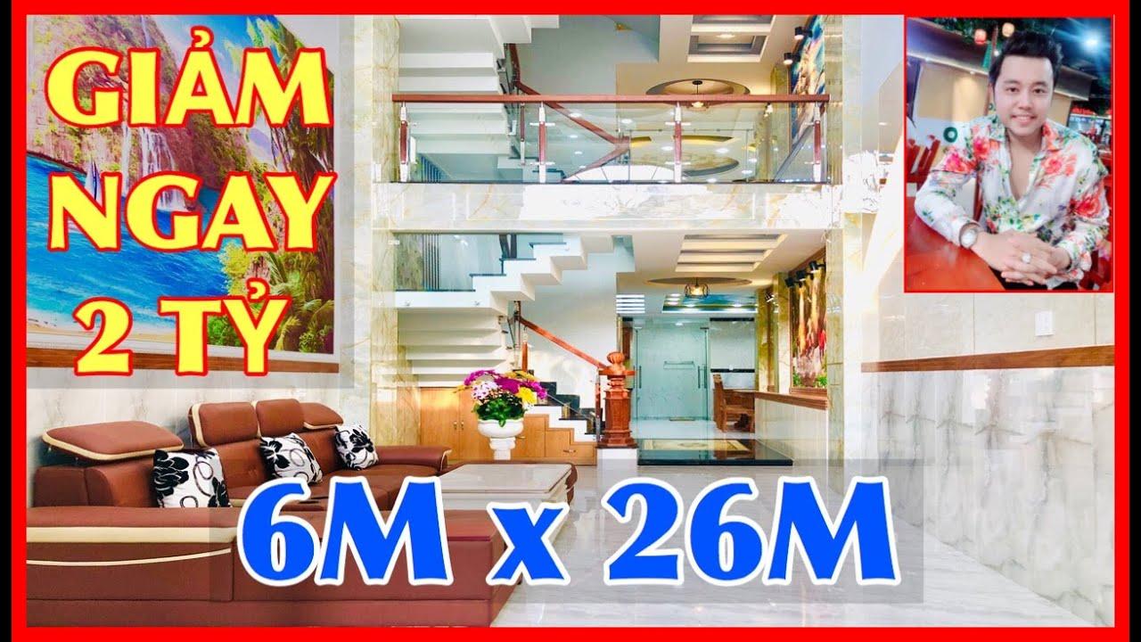 Bán Nhà Tân Bình #249 | 4.6M x 25M Nở Hậu 7M Phạm Văn Bạch – Sát Mặt Tiền giảm ngay 2 Tỷ đồng.