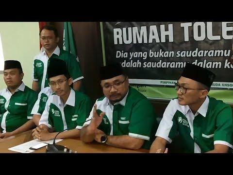 Ketum GP Ansor Beberkan Alasan yang Dibakar adalah Bendera HTI