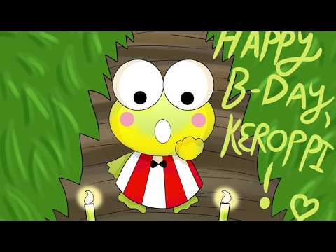 a8bb74e81 Happy Birthday Keroppi Sanrio – BEST HOME WALLPAPER