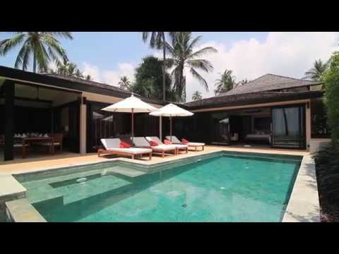 Koh Samui Villas – Nikki Beach Resort – Beach Front Star 1 – 2 Bedroom
