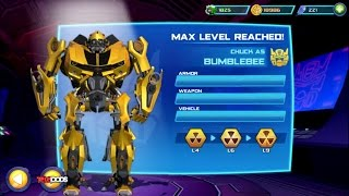 Angry Birds Transformers - The Real Bumblebee