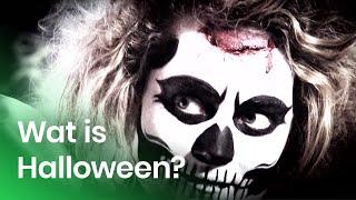 Nienke legt uit wat we eigenlijk vieren met Halloween. Deze video k...