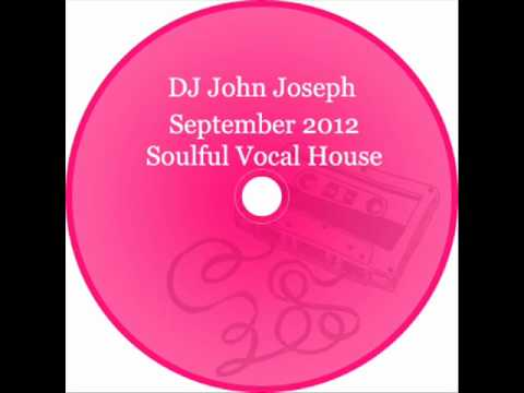 September 2012 Soulful Vocal House Mix