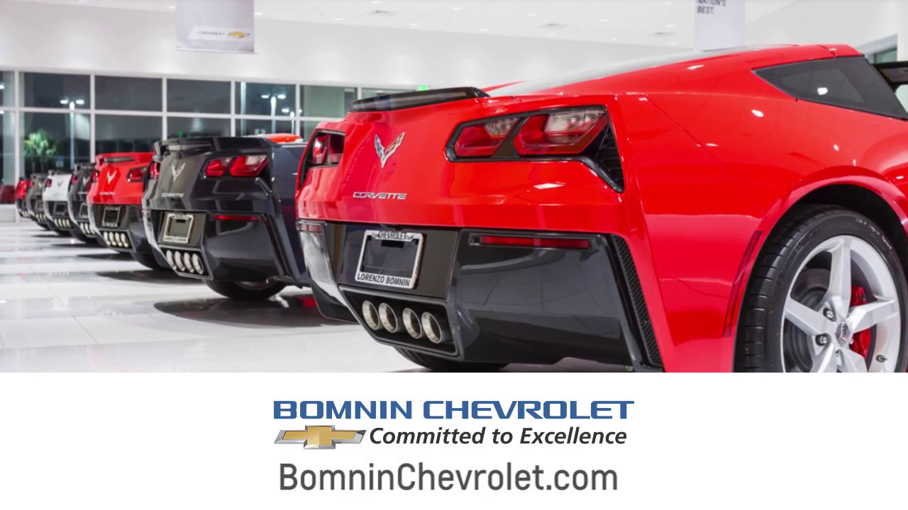 Chevy Dealer Miami >> Bomnin Chevrolet Award Winning Chevy Dealership In Miami