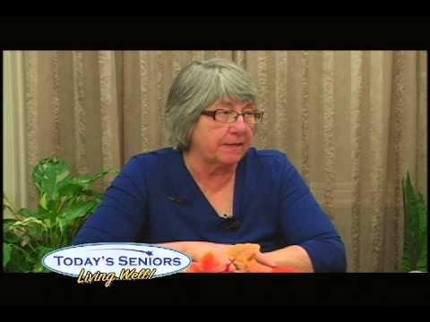 Gwen Christenson on Today's Seniors, Living Well 11-27-13