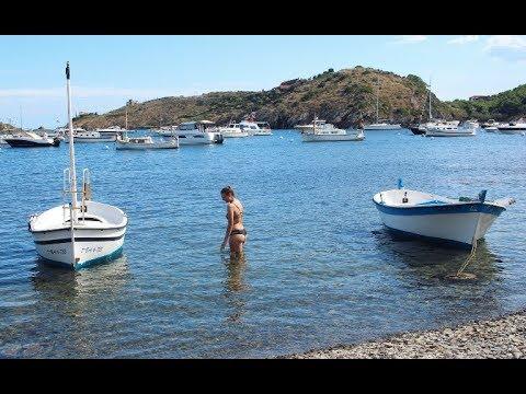 Catalunya dag 2 - Naar een prachtige baai!   Aimée van der Pijl