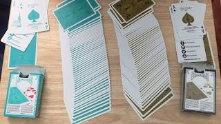 Teal & Black/Gold Bicycle Fashion Deck Review