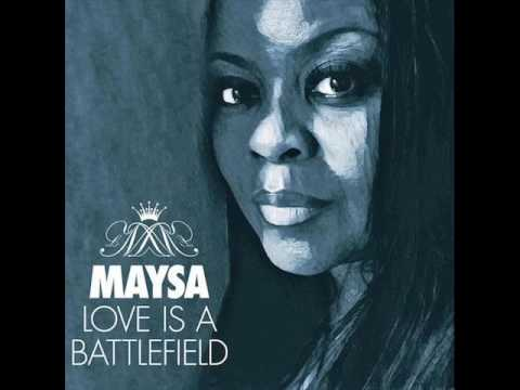 Maysa - The Things We Do For Love ( NEW RNB SONG MAY 2017 )