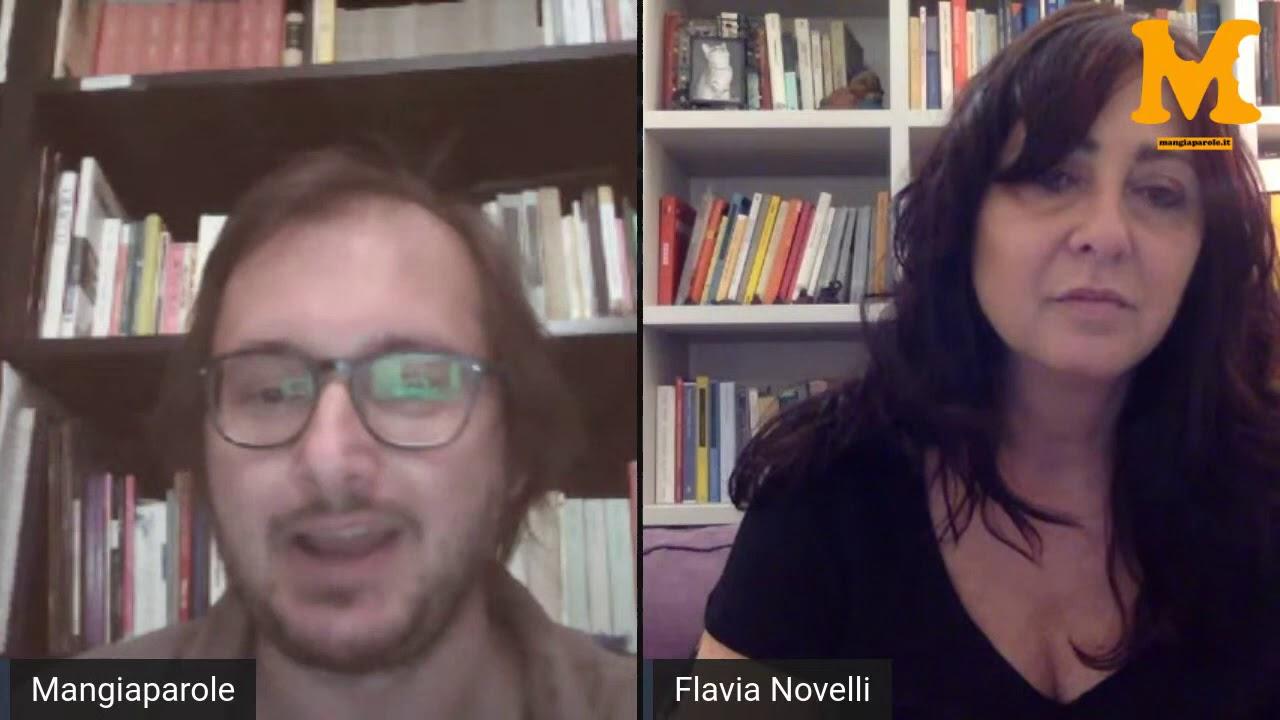 Video intervista con Flavia Novelli per la raccolta di poesie Versi Umani