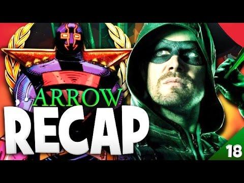 Arrow Season 5 Episode 18 Recap & Review - KGBeast Bratva Return To The Island