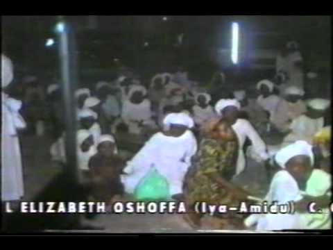 Reverend Pastor SBJ Oshoffa Revival - Celestial Church of Christ