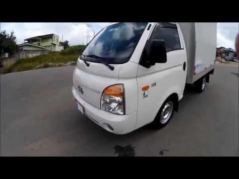 Hyundai HR Bau Refrigerado 2009  Venda