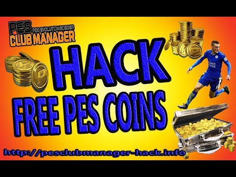 PES Club Manager Hack - Free PES Coins (IOS/Android)