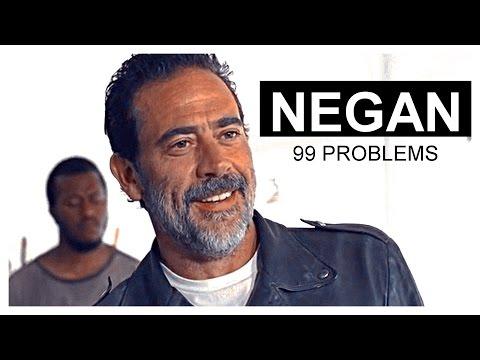 Negan  99 Problems Humour
