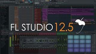 FL Studio 12.5 Подробный обзор на русском