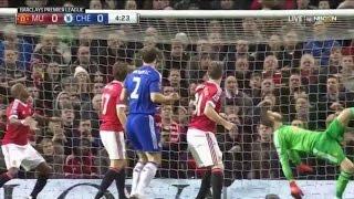 Manchester United vs Chelsea 0-0 Extended 12/29/2015